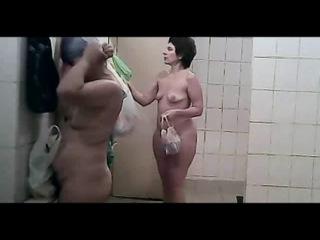 Женская баня подглядывание порно